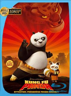Kung Fu Panda 1 2008 HD [1080p] Latino [Mega] dizonHD