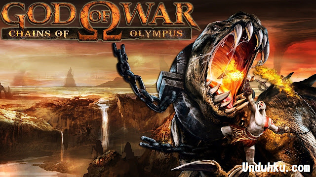 Download God Of War Chains Of Olympus PSP ISO