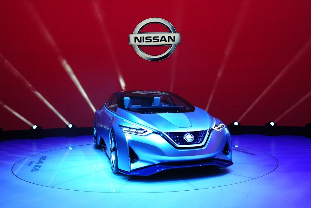 Intelligent Mobility: Shaping Nissan Vehicles to Come ...