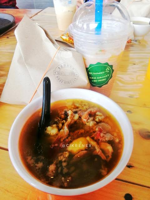 Restoran Bummbu Nasi Singgey tempat makan menarik di Kuantan