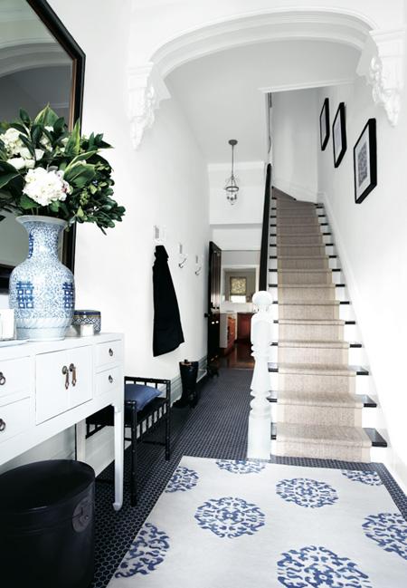 astonishing black entrance hallway furniture | THIS OR THAT - FOYER DESIGN | Nbaynadamas Furniture and ...