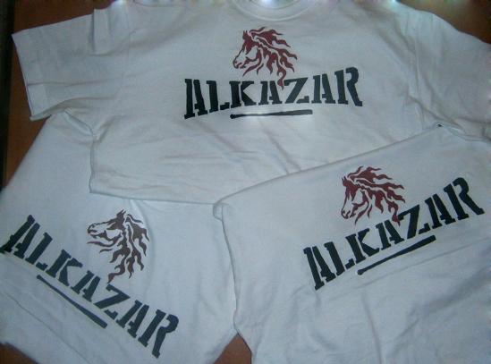 3459ef8ba5b1 Νέα χειροποίητα μπλουζάκια Αλκαζάρ (Φώτο) - ΑΕΛ