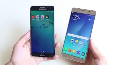 Dấu hiệu thay mặt kính Samsung