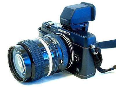 Olympus E-P5, Nikkor 35mm f/2 Ai