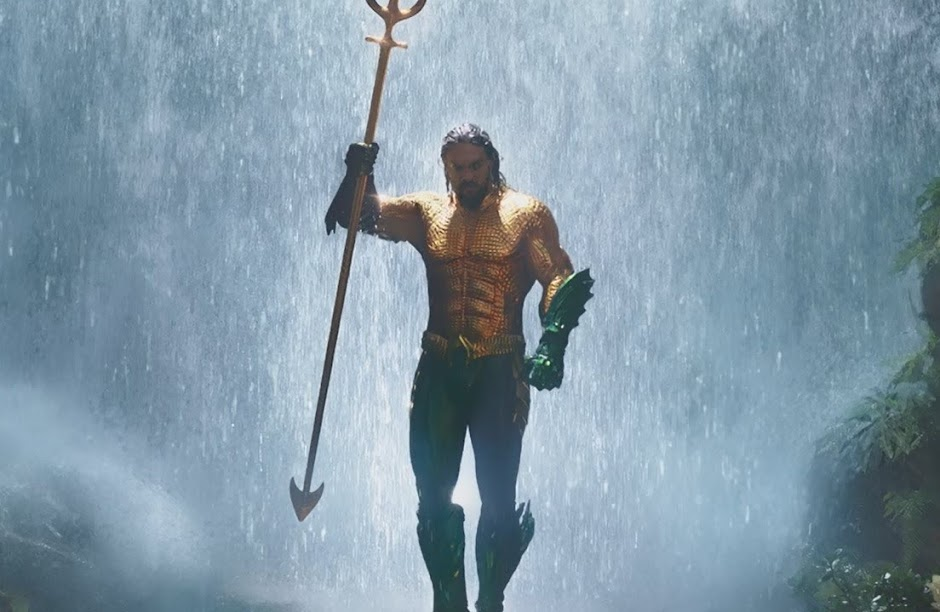 Aquaman | A guerra está chegando à superfície no épico trailer final