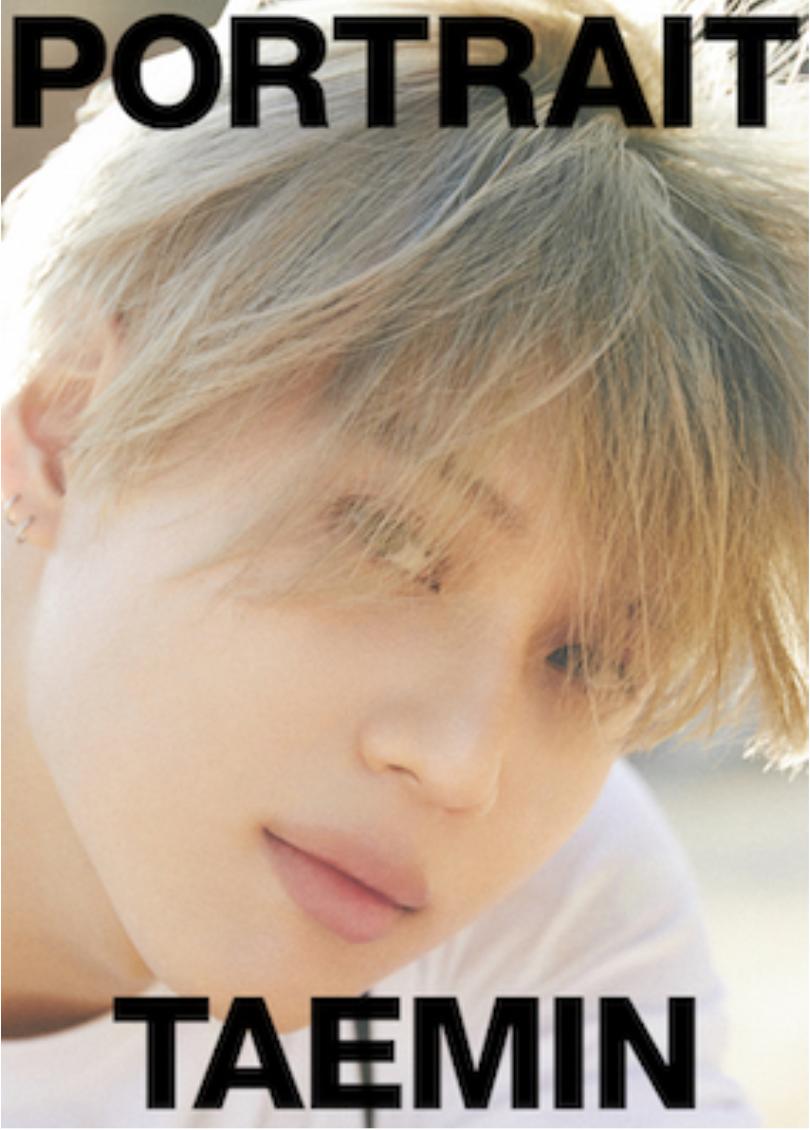 종 to the 유 ^__^: SHINee Taemin Portrait Photobook