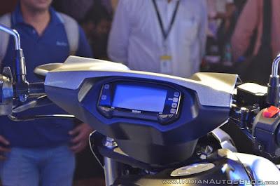 Speedometer Intruder 150