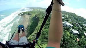hasil video dari kamera Sony HDR -AS100V dari  parasut