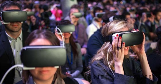 Facebook Umumkan untuk Meningkatkan Pengalaman Virtual Reality