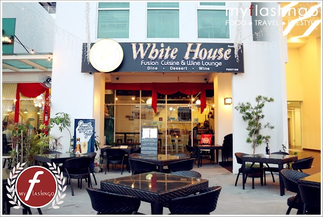 ● Penang Food Blog | 超值西食 White House @ Automall