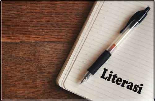 Kemudian UNESCO menjelaskan bahwa kemampuan literasi merupakan hak setiap orang dan merupakan dasar untuk belajar sepanjang hayat