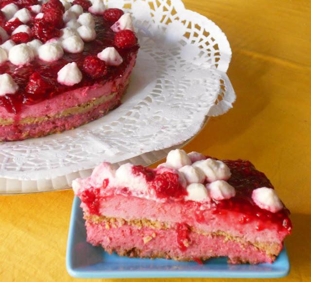 mousse-de-frambuesas, raspberry-mousse