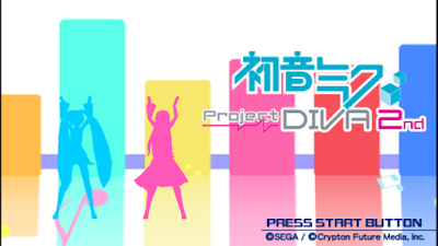 Download Game Android Gratis Hatsune Miku Project Diva 2nd (Patch English) iso