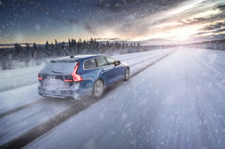 Nokian Tyres Winter Driving