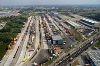 Interporto Padova e Vigili del Fuoco inviano aiuti alle zone terremotate