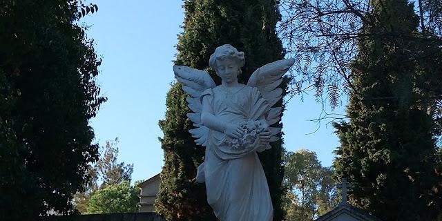 Cáceres cementerio