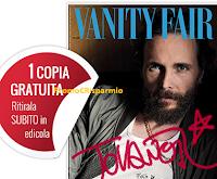 Logo Vanity Fair: ritira la tua copia gratuita in edicola