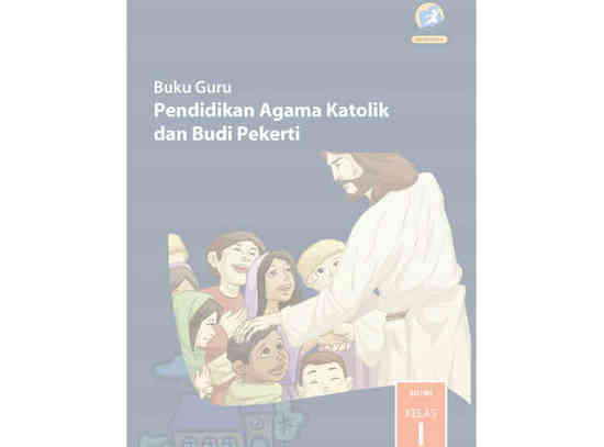 Buku Agama Katolik Kelas 1 K13 Revisi 2017 PDF