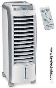Climatizador portátil de uso doméstico