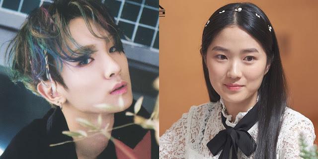Lucunya Key SHINee Tirukan Gaya Kang Ye Seo 'SKY Castle'