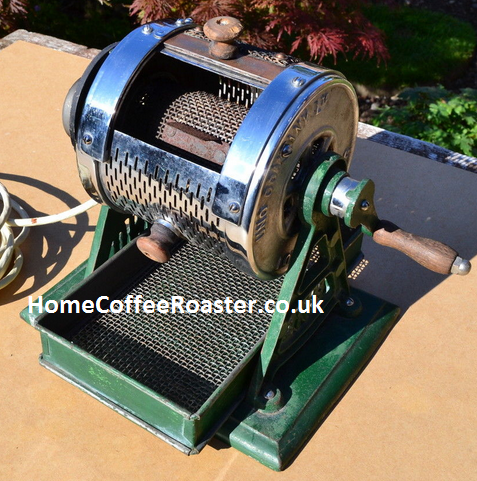 Reedswood's News: [For Sale] UNO Coffee Sample Roaster