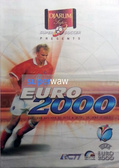 Poster Iklan Euro 2000