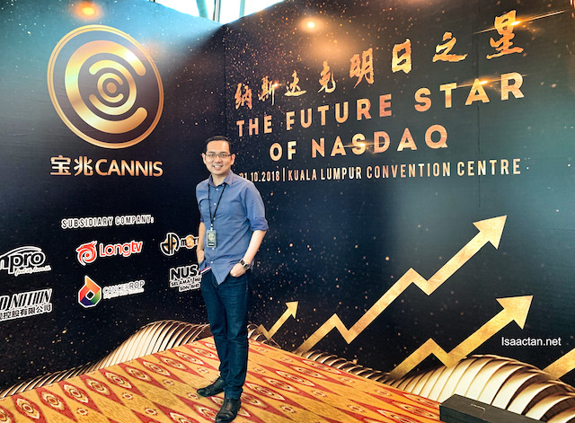 Cannis App - Upcoming Star in NASDAQ