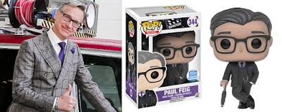 Paul Feig, Realizador do Novo Ghostbusters, Tornou-se No Primeiro Realizador A Ter Um Boneco Colecionável