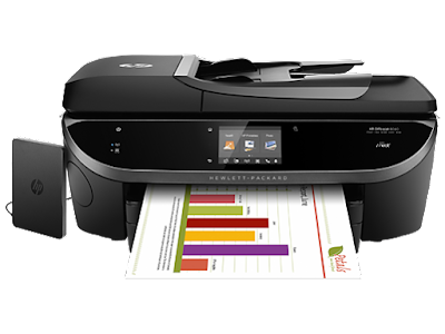 Download Driver HP Officejet 8040