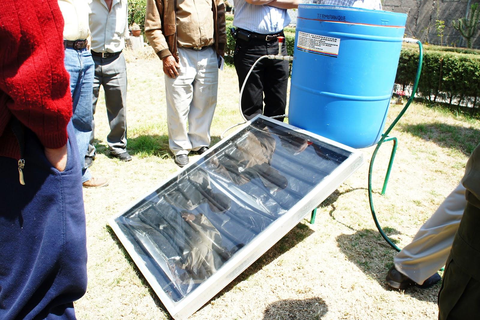 Observatorio ciudadano de desarrollo social y derechos for Calentador solar piscina casero
