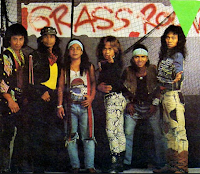 Grup band Grass rock