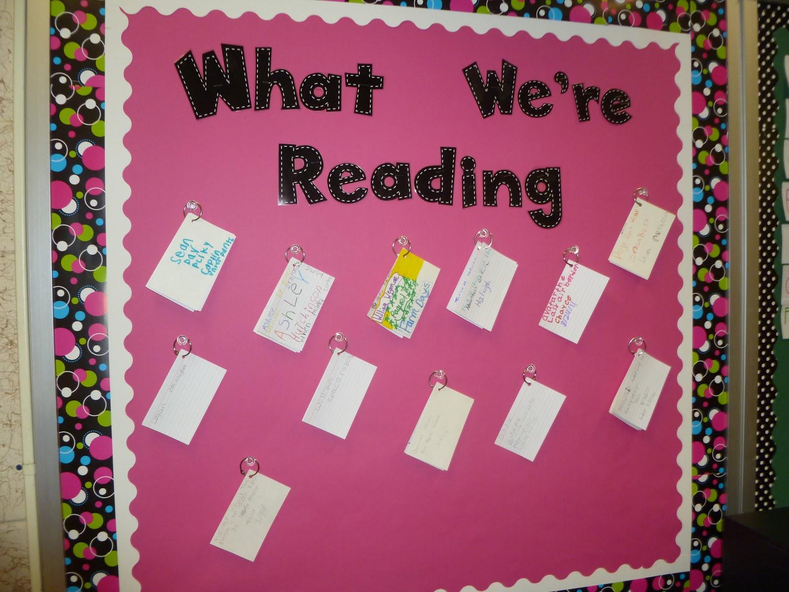 Book Whisperer Idea Middle School Frolics