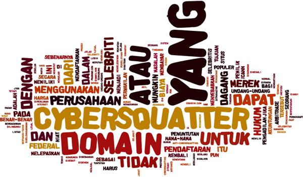 Apa itu Cybersquatter