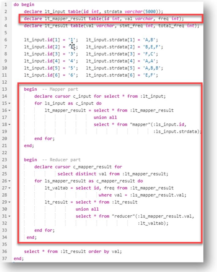 SAP HANA 2 0 SPS 03: New Developer Features