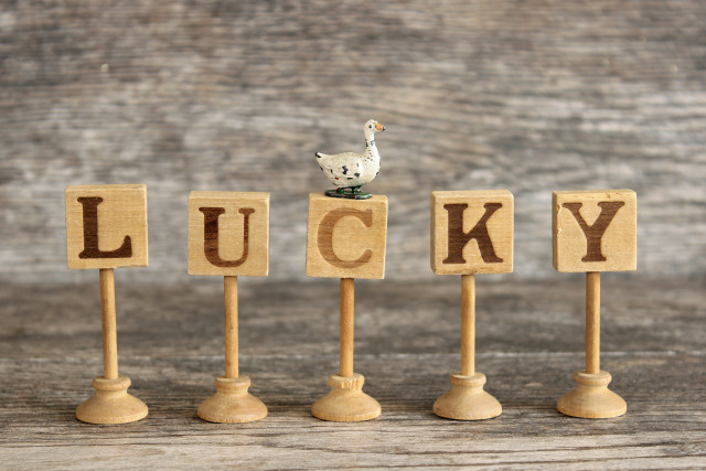 Beruntung,lucky,keberuntungan