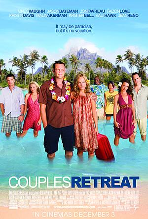 Couples Retreat เกาะสวรรค์ บําบัดหัวใจ