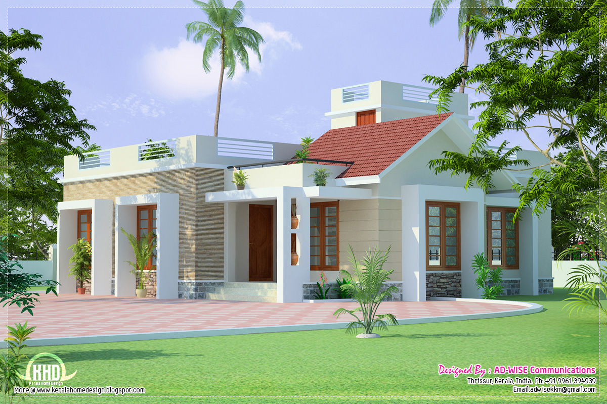 More than 80 pictures of beautiful houses with roof deck for Best single floor house plans