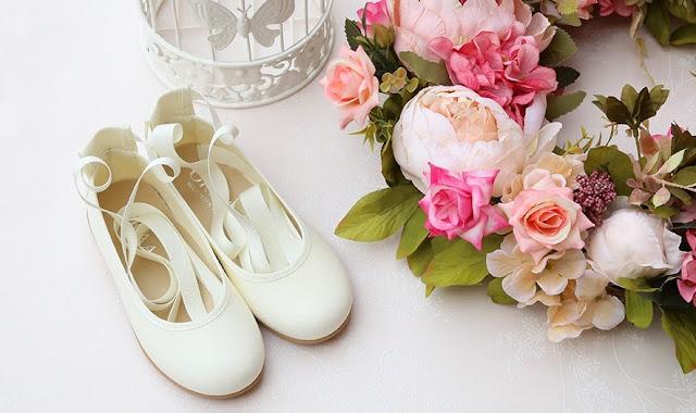 zapatos de comunion niña y niño okaa - la comunion de noa magazine
