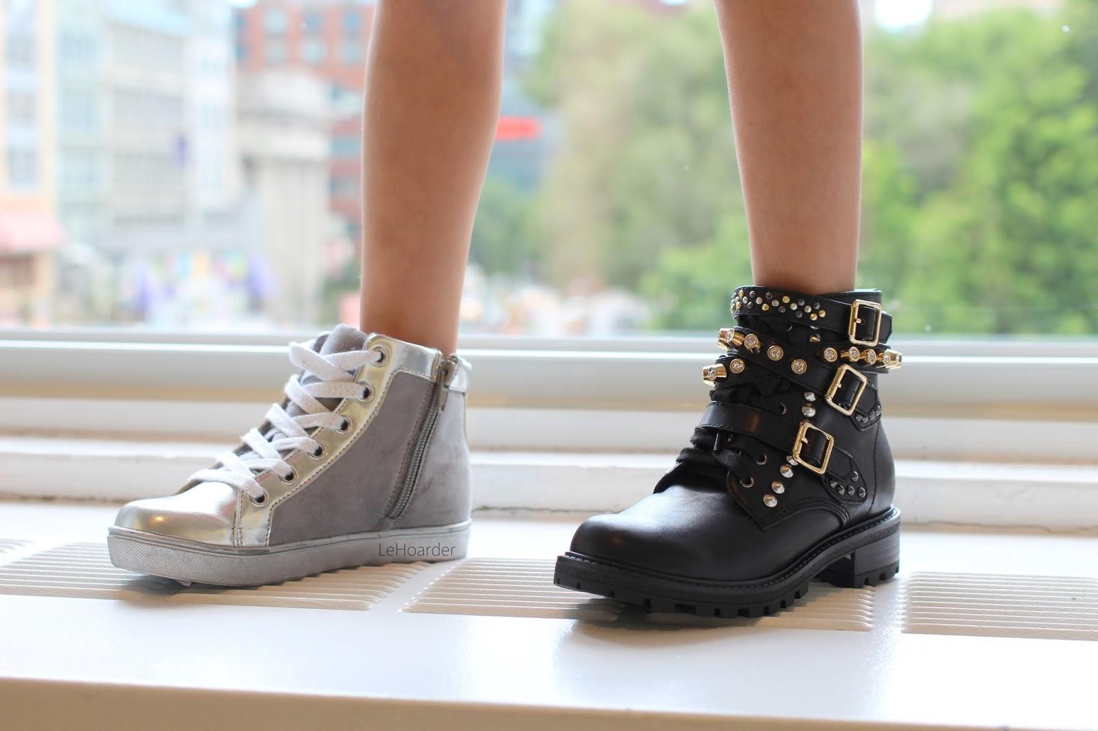 My Little Nina Kids Shoes Model Le Hoarder