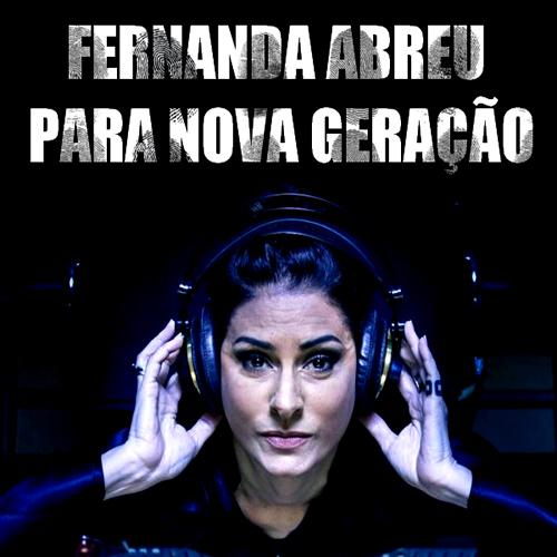 Download Fernanda Abreu Para Nova Geração 2016 CAPA