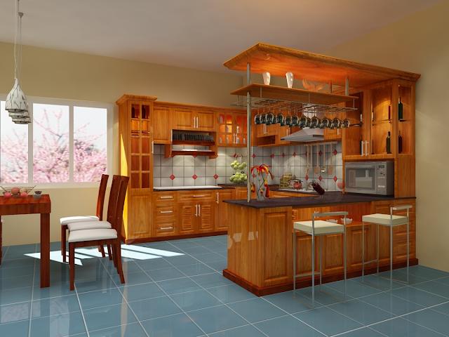 Tìm hiểu xu hướng trang trí căn bếp năm 2016