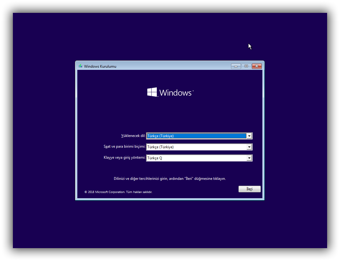 Windows 10 Version 1803 14in1 - İşletim Sistemi