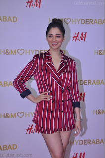 Tamannah Bhatia Exclusive in Red Blazer and Red Shorts Spicy Pics ~  Exclusive 067.JPG