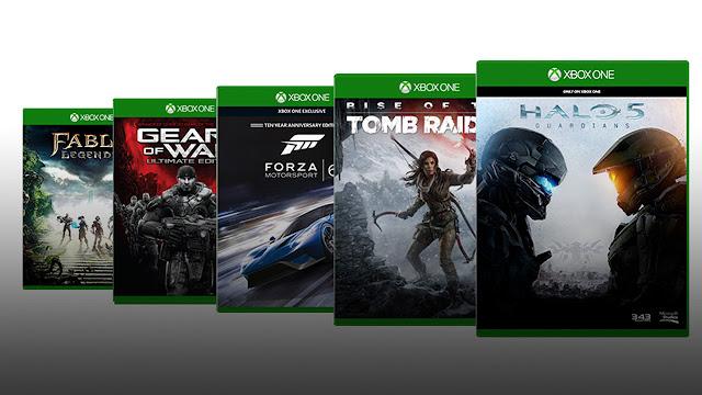 ТОП-10 самых продаваемых игр для Xbox One в 2015 году