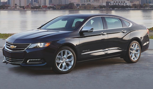 2019 Chevrolet Impala Release Date - Cars Authority