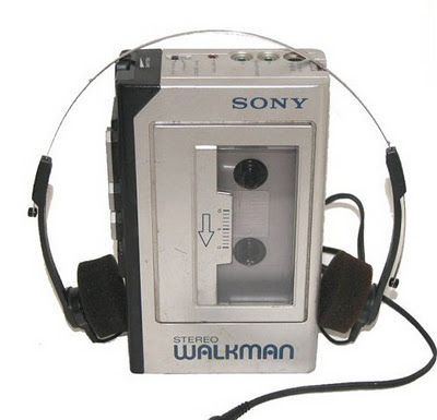 SONY WALKMAN 80's
