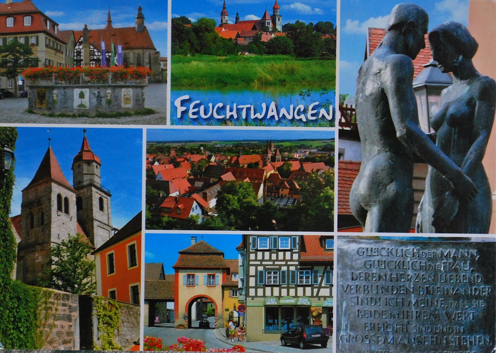Feuchtwangen Germany