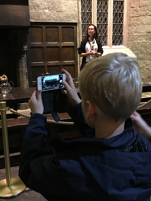 Great Hall Hogwarts, Warner Bros Studio Tour London Review