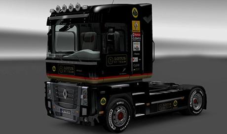 Renault Magnum Lotus F1 Team skin