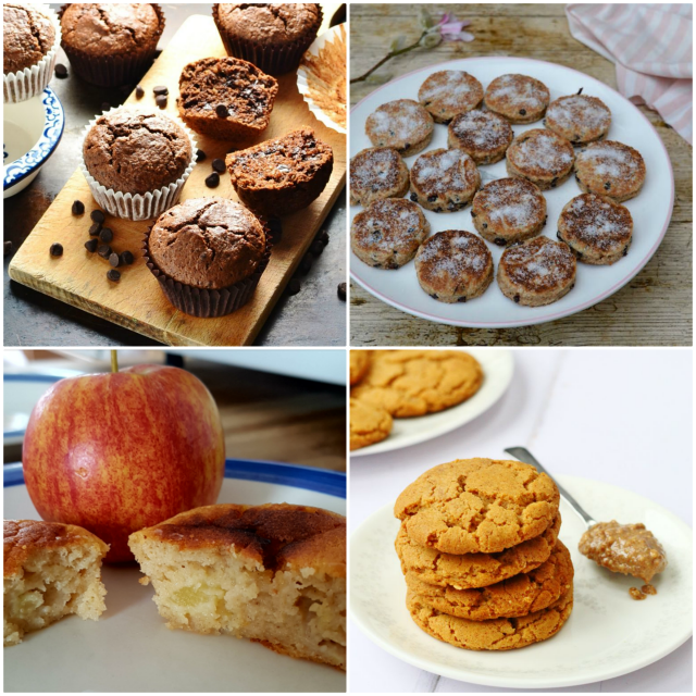 Home baking recipes to try